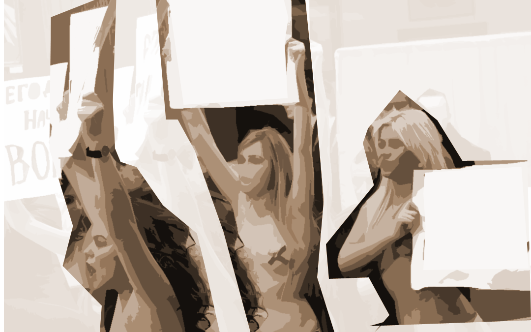 Femen: They came and everybody was scandalized